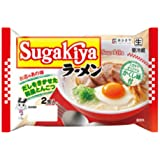すがきや生ラーメン6食セット (3袋)(寿がきや・スガキヤ・すがきや・Sugakiya)