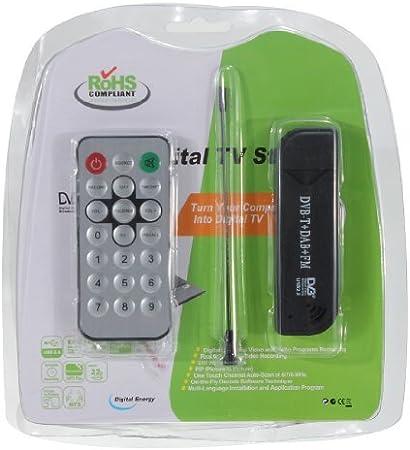 Well Goal Usb2 0 Digital Dvb T Hdtv Tv Tuner Recorder Receiver Stick Rtl Sdr Dab Fm R820t Musical Instruments