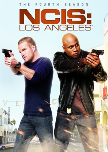 ncis los angeles season 4 dvd - 5