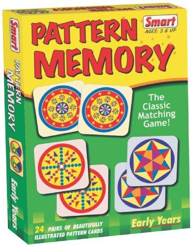 Smart Pattern Memory Educational Games & Puzzle , Multicolour