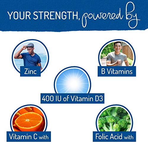 MegaFood - Men Over 40 One Daily, Multivitamin Support for Healthy Energy Levels, Prostate Function, Mood, and Bones with Zinc and B Vitamins, Vegetarian, Gluten-Free, Non-GMO, 90 Tablets (FFP) by MegaFood (Image #7)