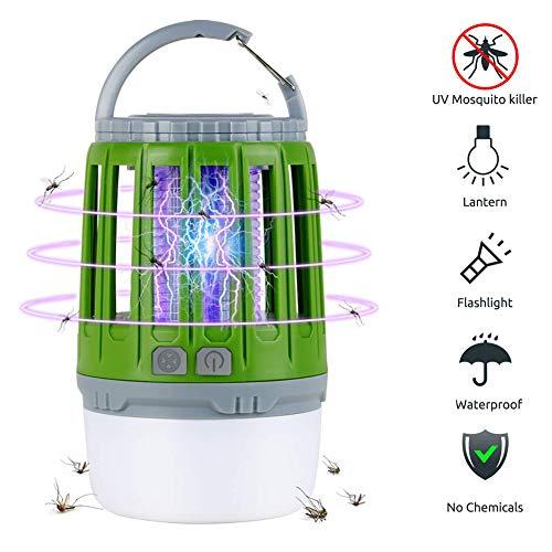 🥇 Linkax Lámpara Antimosquitos