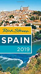 Walk the Camino de Santiago, run with the bulls in Pamplona, or relax on Barcelona's beaches: experience Spain with Rick Steves! Inside Rick Steves Spain 2019 you'll find:                                  Comprehensive coverag...