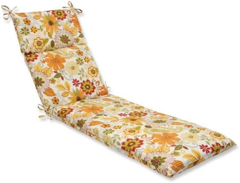Pillow Perfect Outdoor Gaya Multi Chaise Lounge Cushion