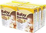 Hot Kid Baby Mum-Mum Banana Flavor Rice Biscuit, 1.76-Ounce Packages (Pack of 6) ( Value Bulk Multi-pack)