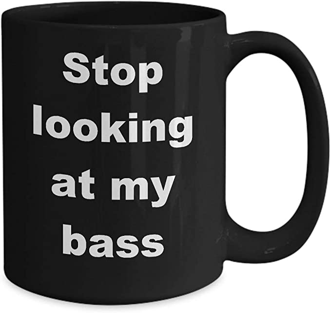 Bass Player Coffee Cup Bass Player Gifts Bassist Gift Bassist Cup Bassist Coffee Cup Bass Gift Bass Coffee Cup Stop Look Küche Haushalt