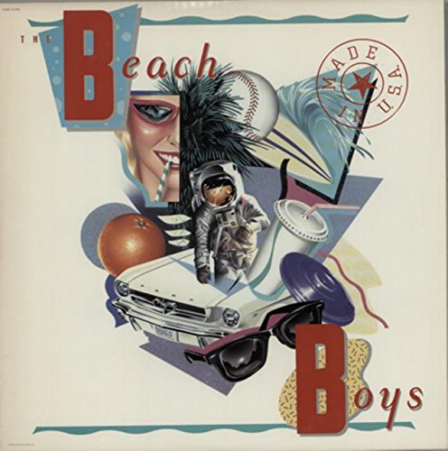 The Beach Boys - Made In U.s.a. [vinyl] - Zortam Music