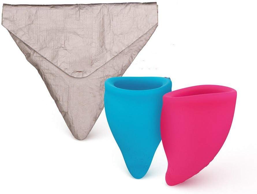 Copa Menstrual Lily Cup Compact, Copa Menstrual Plegable ...