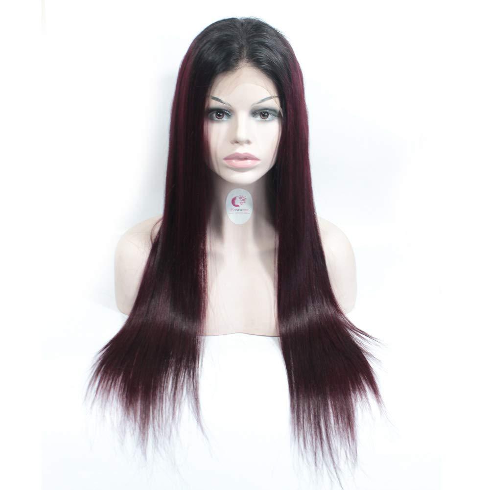 19b68d8215e Amazon.com : Forawme 30 Inch Remy Virgin Brazillian Straight Lace ...