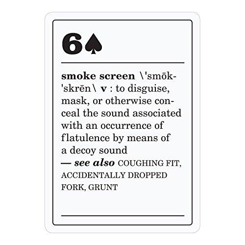 51c3CulBJlL - Knock Knock Fifty Farts Card Deck