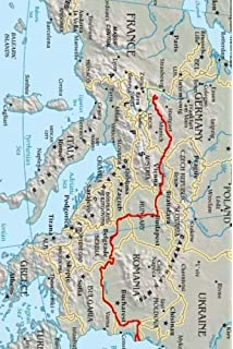 Danube Bike Trail 2 (Pau to Vienna): Bikeline: 8601404860645 ... on