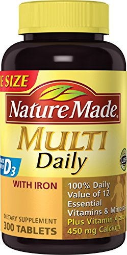 Top 9 Multi Vitamins Nature Made