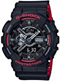 G-Shock Analog-Digital Black Dial Men's Watch-GA-110HR-1ADR (G700)