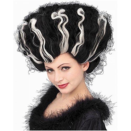 Wig - Monster Bride Deluxe (Monster Bride Wig)
