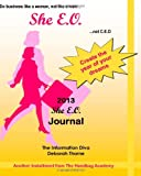 2013 She E. O. Journal, Deborah Thorne, 1481868217