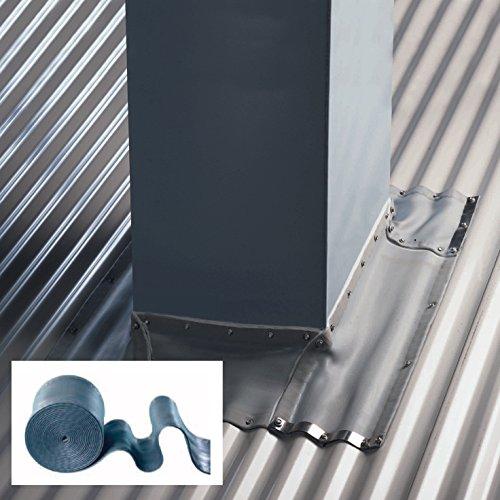 Deks dekstrip flexible pipe flashing 9 x 75 39 roll flash for Flexible roofing material