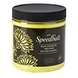 Speedball Water-Soluble Block Printing Ink, 8-Ounce