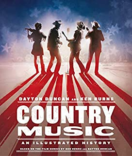 Book Cover: Country Music: An Illustrated History