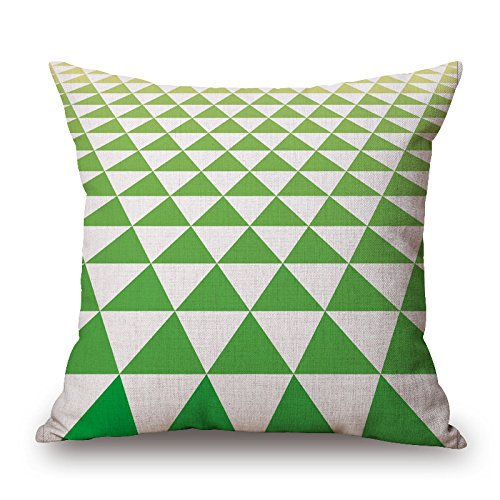 Pillow Covers Of Geometric 16 X 16 Inches / 40 By 40 Cm Best
