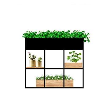 AUMING Étagère de Jardin pour Plantes Le Stockage de Plantes en ...