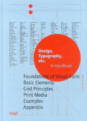 Design, Typography etc.: A Handbook (Design Graphic Typography)