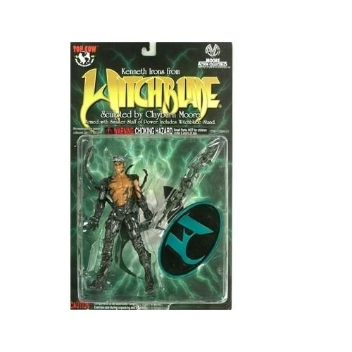 Witchblade Series 1 Kenneth Irons Action Figure - NEW ,#G14E6GE4R-GE 4-TEW6W250308