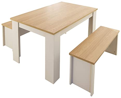 Peachy Gfw The Furniture Warehouse Lancaster Dining Table Bench Gmtry Best Dining Table And Chair Ideas Images Gmtryco