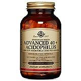 Best Acidophilus - Solgar Advanced 40 Plus Acidophilus Vegetable Capsules, 120 Review