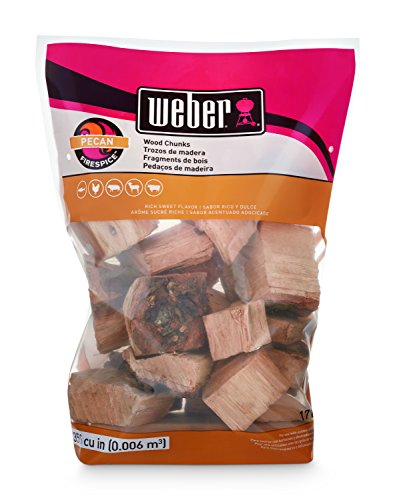 Weber Stephen Products 17137 Pecan Chunks