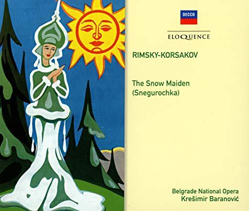 (Rimsky-Korsakov: The Snow Maiden)