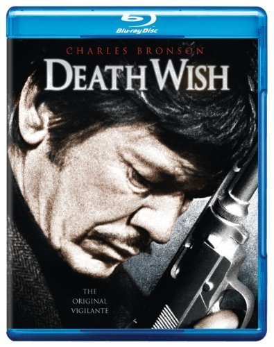 Death Wish 40th Anniversary (BD) [Blu-ray] by Paramount Catalog
