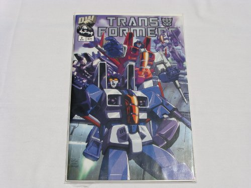 Transformers Generation 1 Comic#2 May 2002 (Transformers Generation (Dreamwave Productions Transformers)