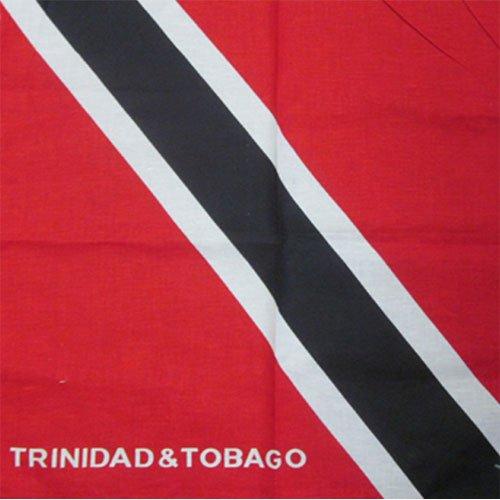 Trinidad Flag Bandana