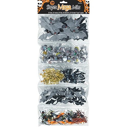 Halloween Creepy Crawly | Plastic Super Mega Mix Favors