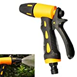 Garden Adjustable High Pressure Water Spray Nozzle Vegetable Flower Watering Spr