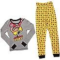 Prince of Sleep Pajamas Boys Snug-Fit Cotton Kids PJ Set