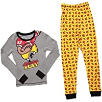Prince of Sleep Pajamas Boys Snug-Fit Cotton Kids PJ Set