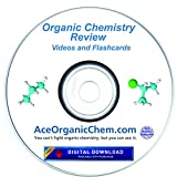 Software : Condensed Organic Chemistry Help DVD with Digital Download option- Organic Chemistry Study DVD with Complete Course Review Videos - by AceOrganicChem