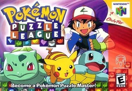 Amazon com: Pokemon Puzzle League: Video Games