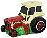 M. CORNELL IMPORTERS 6851 Case Red Tractor Bank