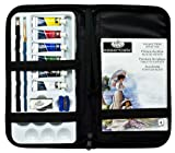Royal & Langnickel Acrylic Paint Essentials Keep N' Carry Set