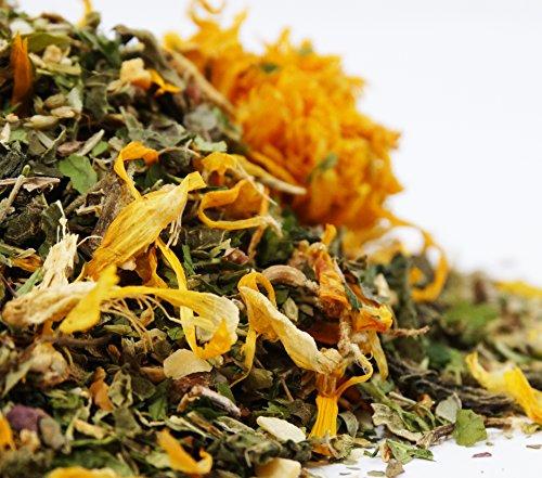 51c3MHNSMcL - Scratch and Peck Feeds Cluckin' Good Organic Herbs - 10 oz