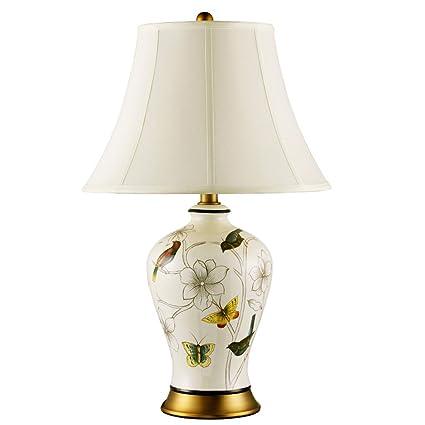 MEHE@ moda personalidad creativo Lámpara de mesa de cerámica ...