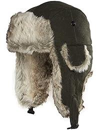 Men's Dylon Wool Blend Trapper Hat