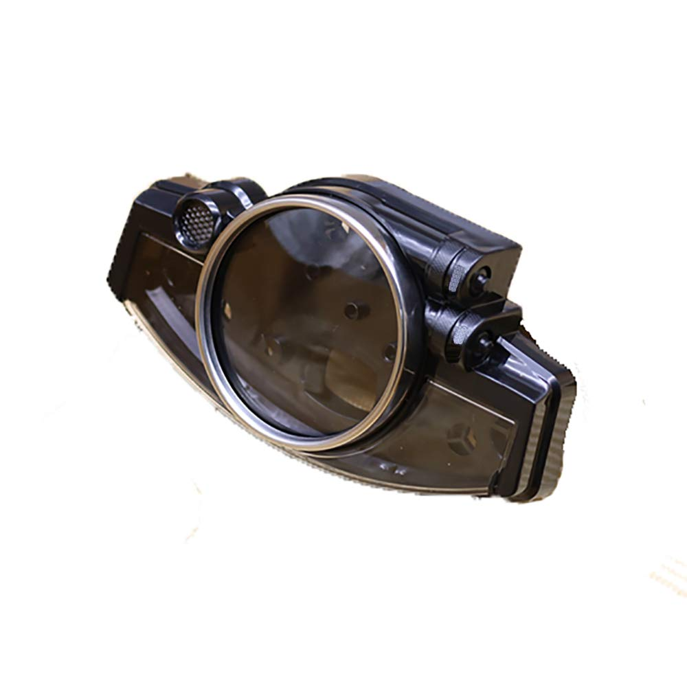 Speedometer Tachometer Gauge Case Cover For Yamaha YZF R1 2004 2005 2006 YZF R6 2006 2007 2008 2009 2010 2011 2012 by Motorefit
