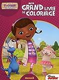 Docteur la Peluche - Mon grand livre de coloriage