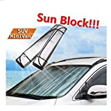 Sunshade Car Windshield Foldable Shade Sun Window Visor for Front Wind Shield / Rear Windows LARGE