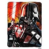Lucas Star Wars, Master of Evil HD Silk Touch Throw Blanket, 46'' x 60''