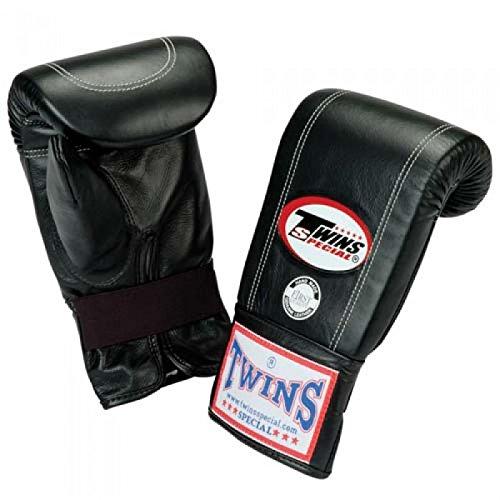 Twins–Guantes de saco TBM 1–Negro, guantes de saco, M Twins Special