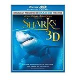 IMAX Sharks 3D [Blu-ray 3D + Blu-ray] (Bilingual)